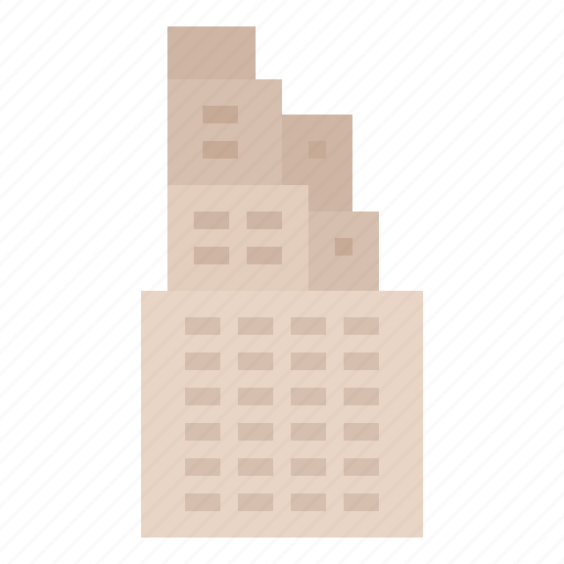 architecture, building, construction, tower icon