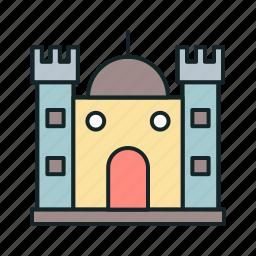 building, government, institution, monument icon, • architecture icon