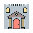 building, house icon icon