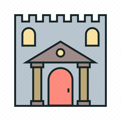 building, house icon icon