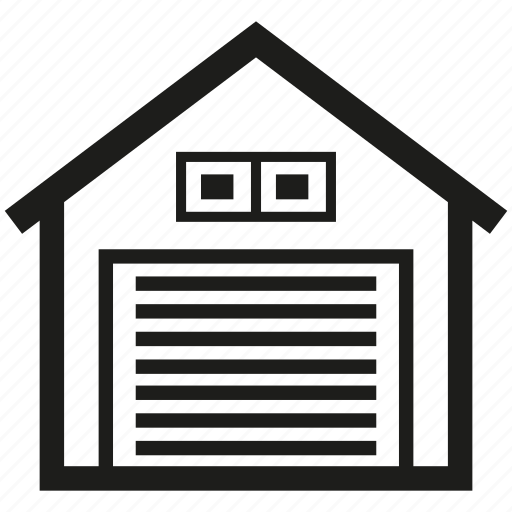 building, door, home, house, residence icon