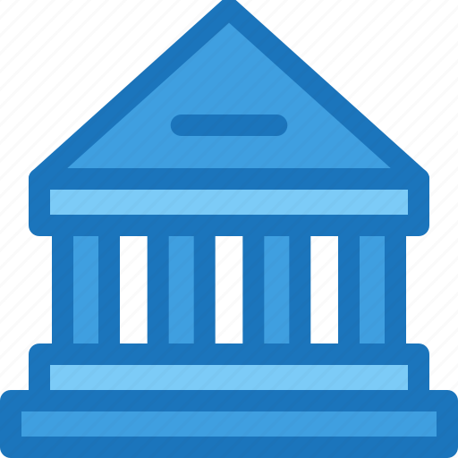 architecture, building, landmark, library, monument, museum, study centre icon