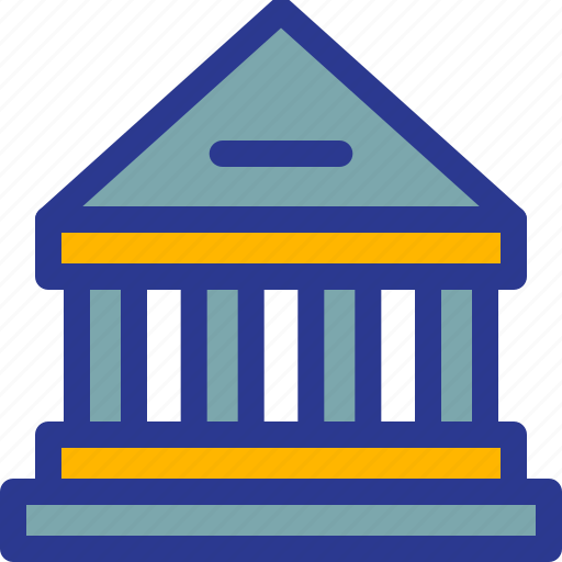 architecture, building, landmark, library, monument, museum icon