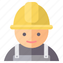 engineer, mechanic, repair, tool icon