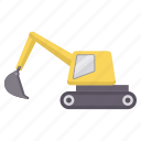 construction, crane, lifter, lifting, repair icon