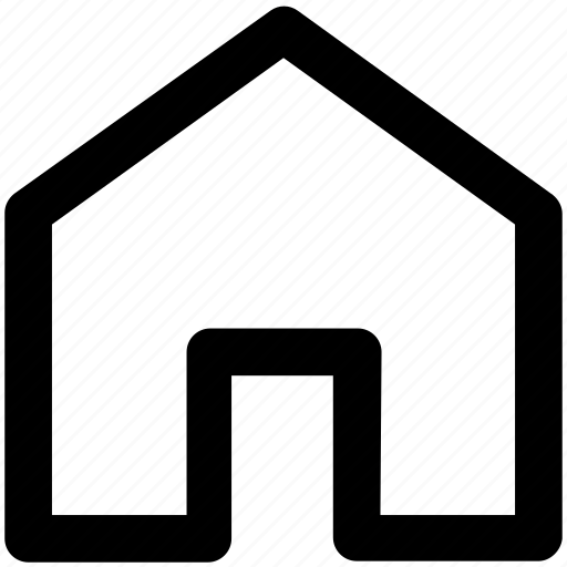 building, cottage, home, house, hut, shack, villa icon