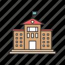 college, education, school, university icon
