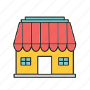 commerce, shop, shopping, store icon