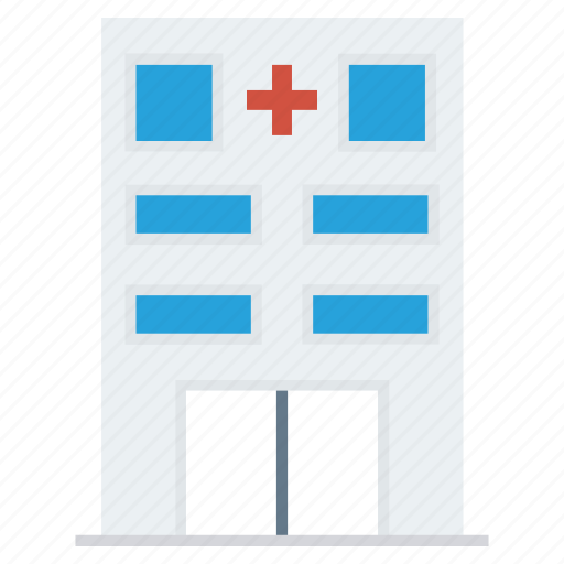 buildings, hospital, hospital facilit, medical, medical facility, y hospital building icon