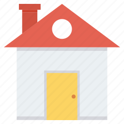 building, home, house, office icon icon
