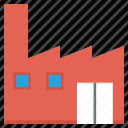 building, industrial icon icon