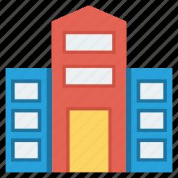 building, education, school icon icon