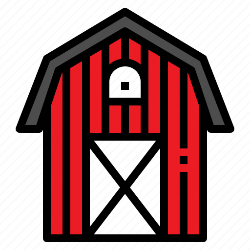 agriculture, barn, building, farm, house icon