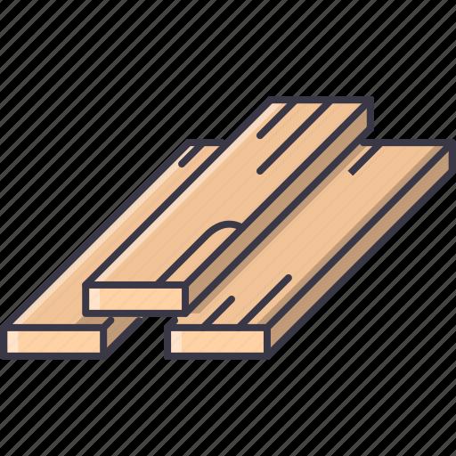 board, building, interior, repairs, tree, wood icon