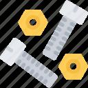 bolts, builder, building, construction, repair