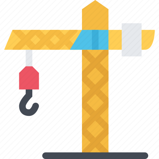 builder, building, construction, crane, repair icon