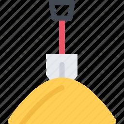 builder, building, construction, digging, repair icon