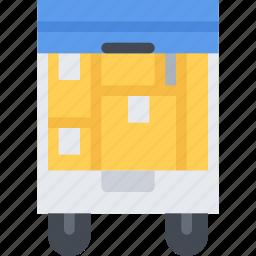 builder, building, construction, moving, repair icon