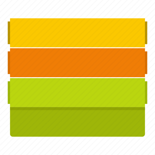 decor, material, orange, paper, roll, surface, wallpaper icon