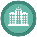 building, city, company, construction icon