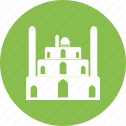 building, church, mosque, muslim, place, rome icon