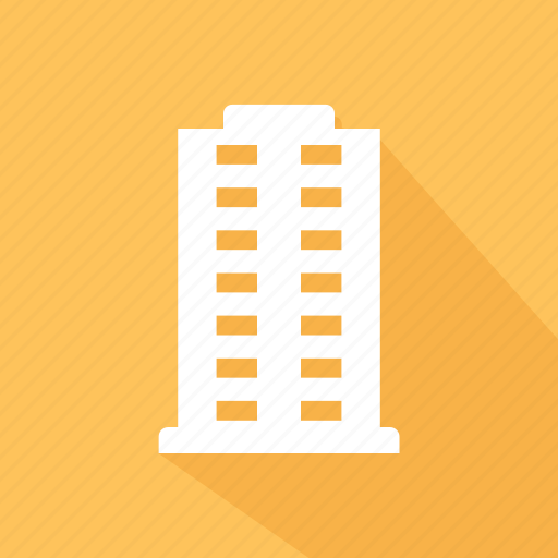 buildings, commercial buildings, modern building icon