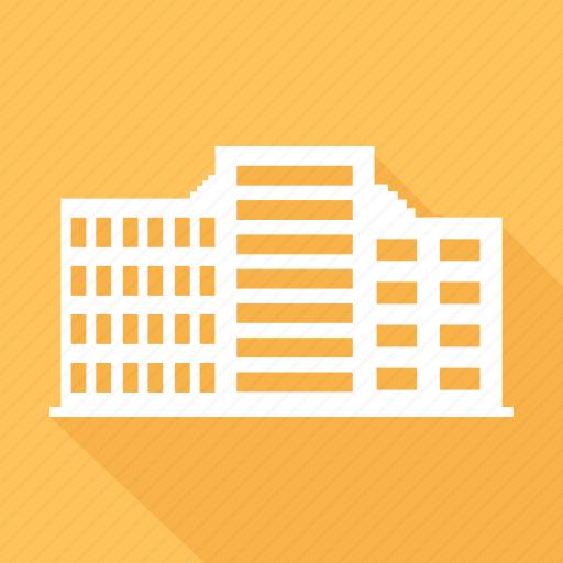 Building, estate, hotel, real icon - Download on Iconfinder