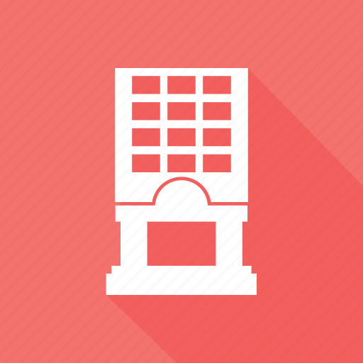 building, hotel, market, retail, shop icon
