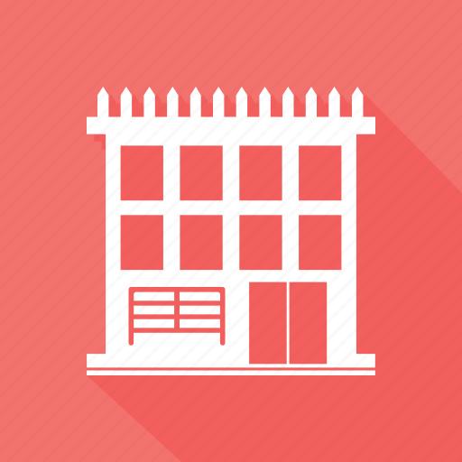 building, house, market, retail, shop icon