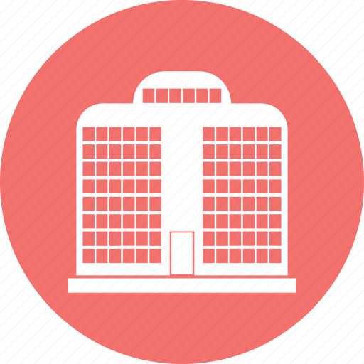 building, city, office icon