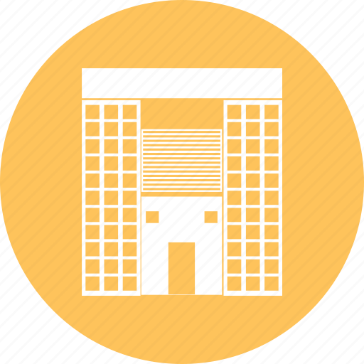 Building, estate, property, town icon - Download on Iconfinder