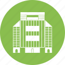 landmark, place, town icon