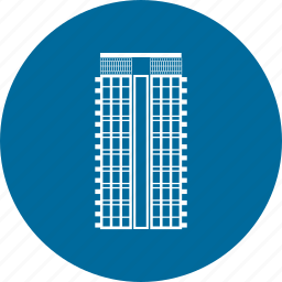 building, office, real estate icon