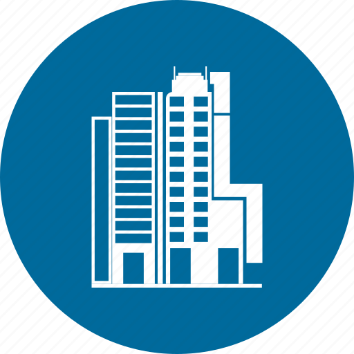 Landmark, place, town icon - Download on Iconfinder