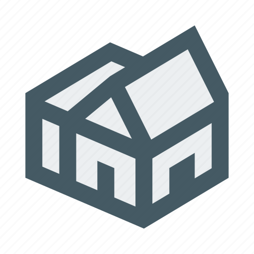 apartment, building, city, house, town icon