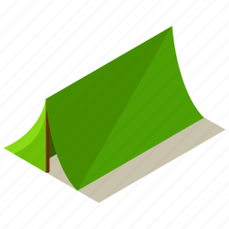 building, camp, camping, outdoor, tent icon