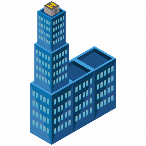 apartment, architecture, building, city, estate, skyscraper icon