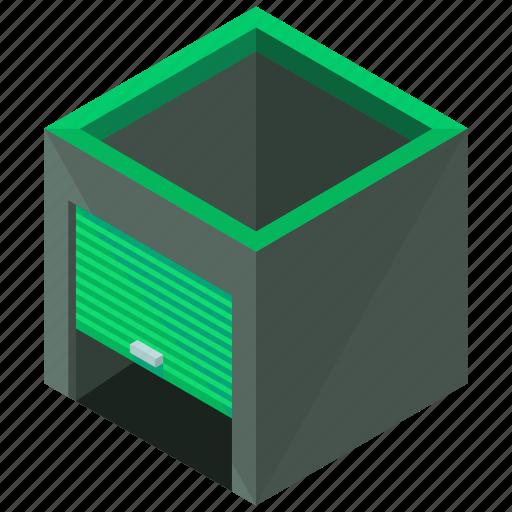 Building, garage, storage, unit, warehouse icon - Download on Iconfinder