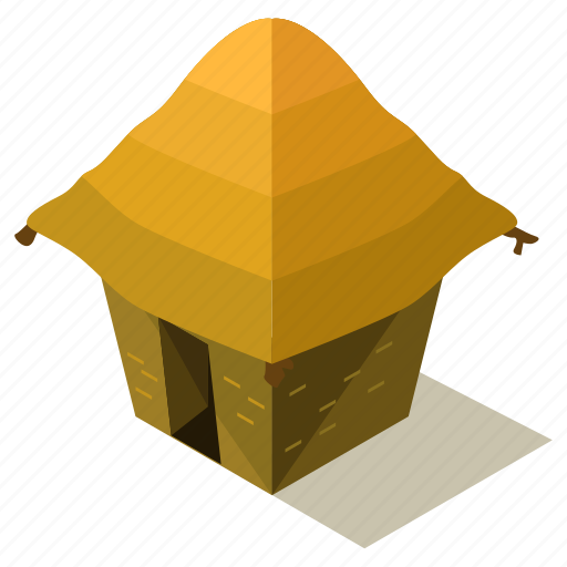 Architecture, building, camp, camping, hut icon - Download on Iconfinder