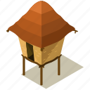 architecture, building, camp, camping, hut, outdoor icon