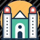 capital city of malta, roman catholic co-cathedral, st john's co-cathedral, valletta, valletta cathedral icon