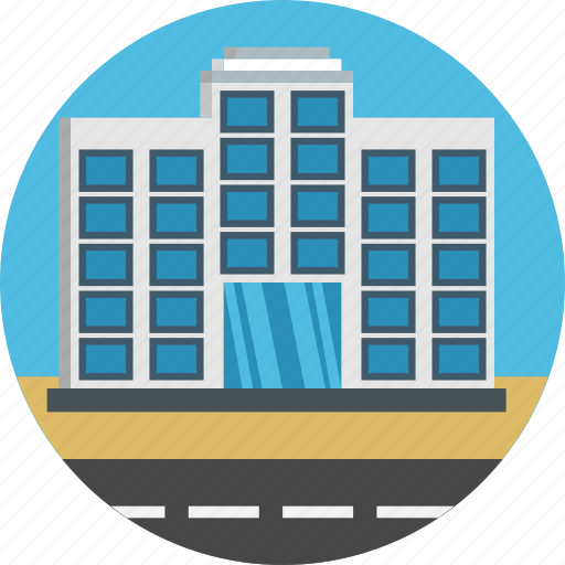 building, home, hotel, office icon