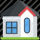 cottage, home, rural house, villa, shack