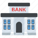 bank, bank building, bank exterior, commercial building, financial institution