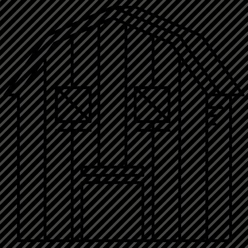 agriculture, barn, building, farm, farming, house icon