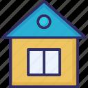 barn, building, farm house, real estate icon