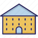 apartment, family house, home, house icon