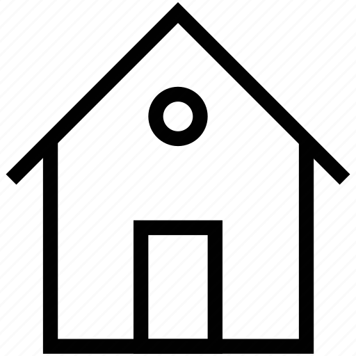 cabin, chalet, cottage, home, house, hut icon