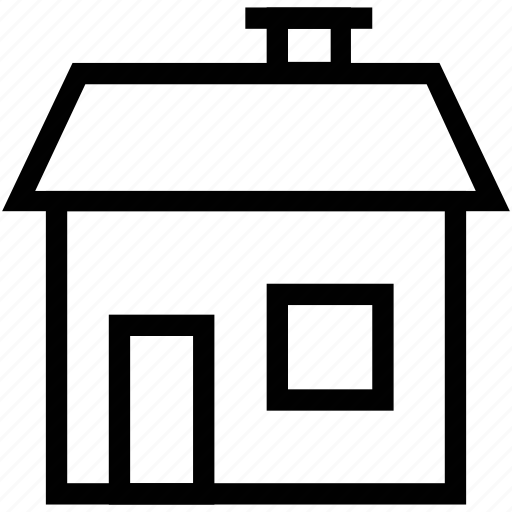 cabin, cottage, home, house, hut, shack, shop icon