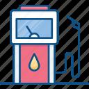 fuel, fuel pump, fuel station, fule station icon, gas, gas pump icon
